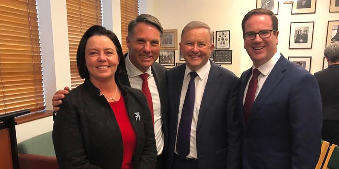 Labor's new shadow ministry has a unique WA flavour, including WA resources minister Matt Keogh.