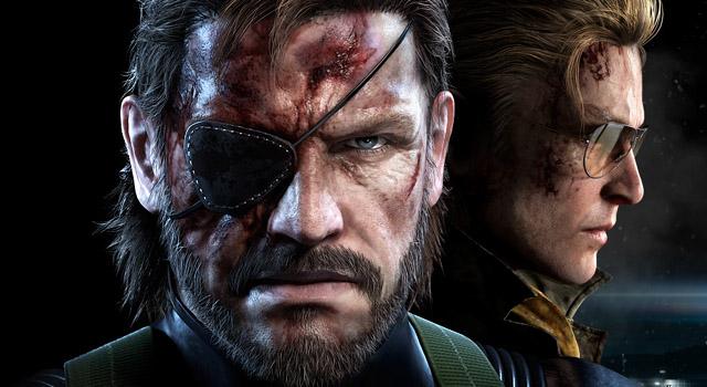 Presentación de Metal Gear Solid 5 en la E3