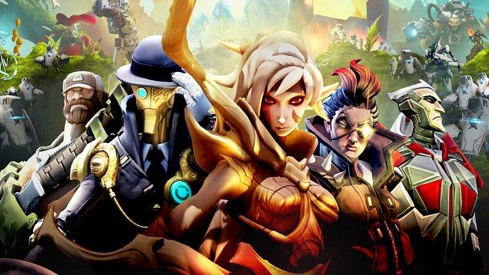 Primer contacto con el gameplay de Battleborn