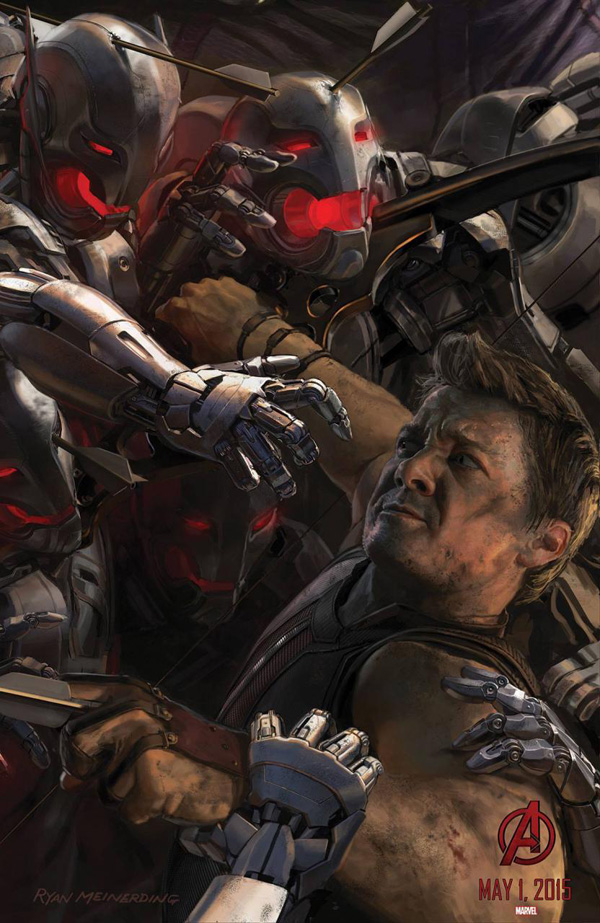 The Avengers Age of Ultron 2