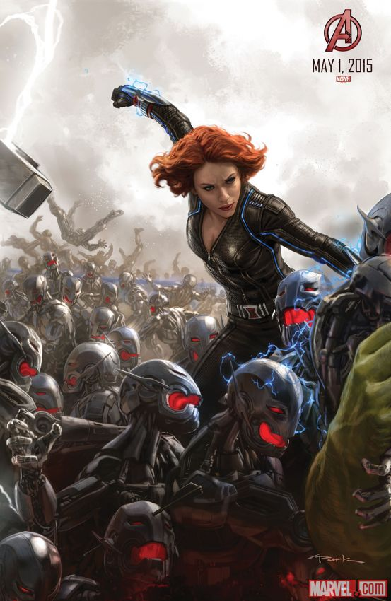 The Avengers Age of Ultron 6