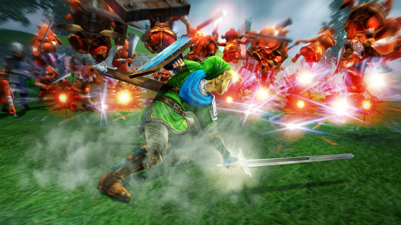Video extendido de Hyrule Warriors (WiiU)