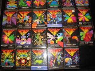 Magnavox Odyssey juegos