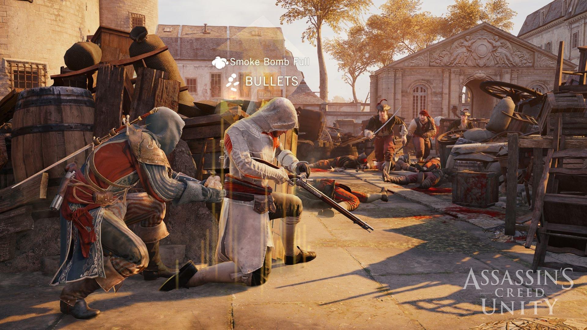 La personalización de Assassin's Creed Unity