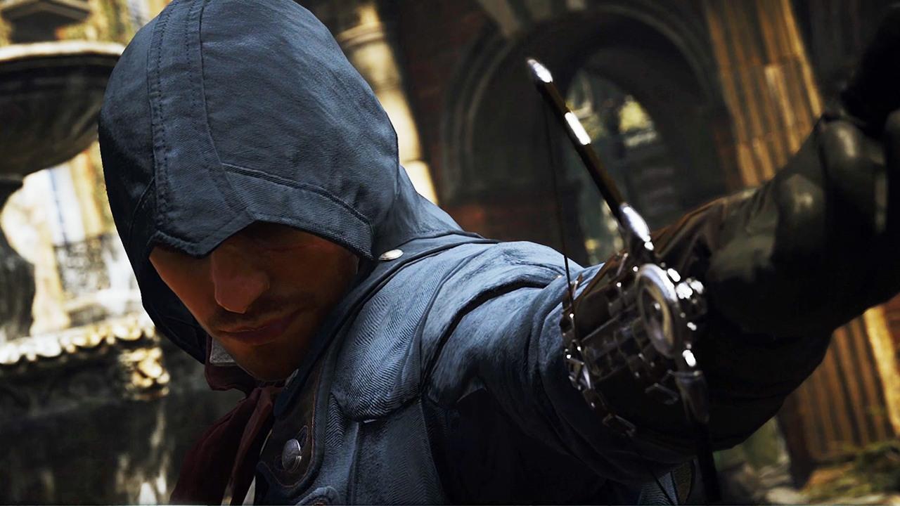 En las entrañas de Assassin's Creed Unity
