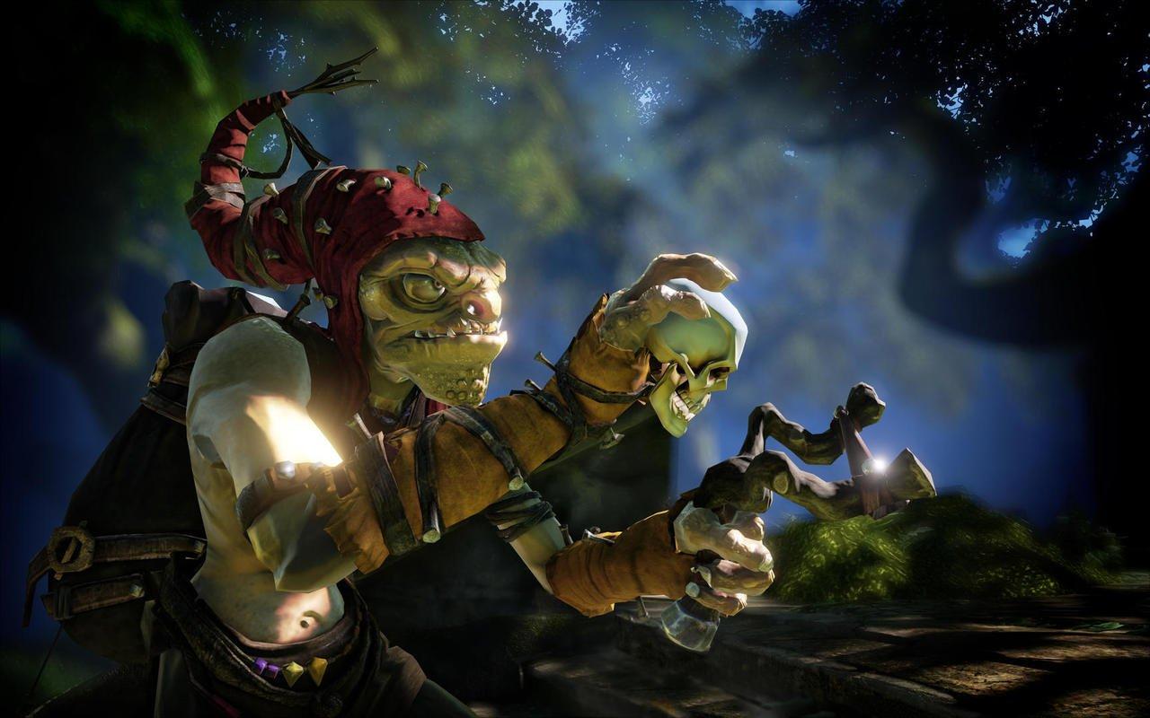 ¡Nuevo video de Fable Legends! #XBOXOne