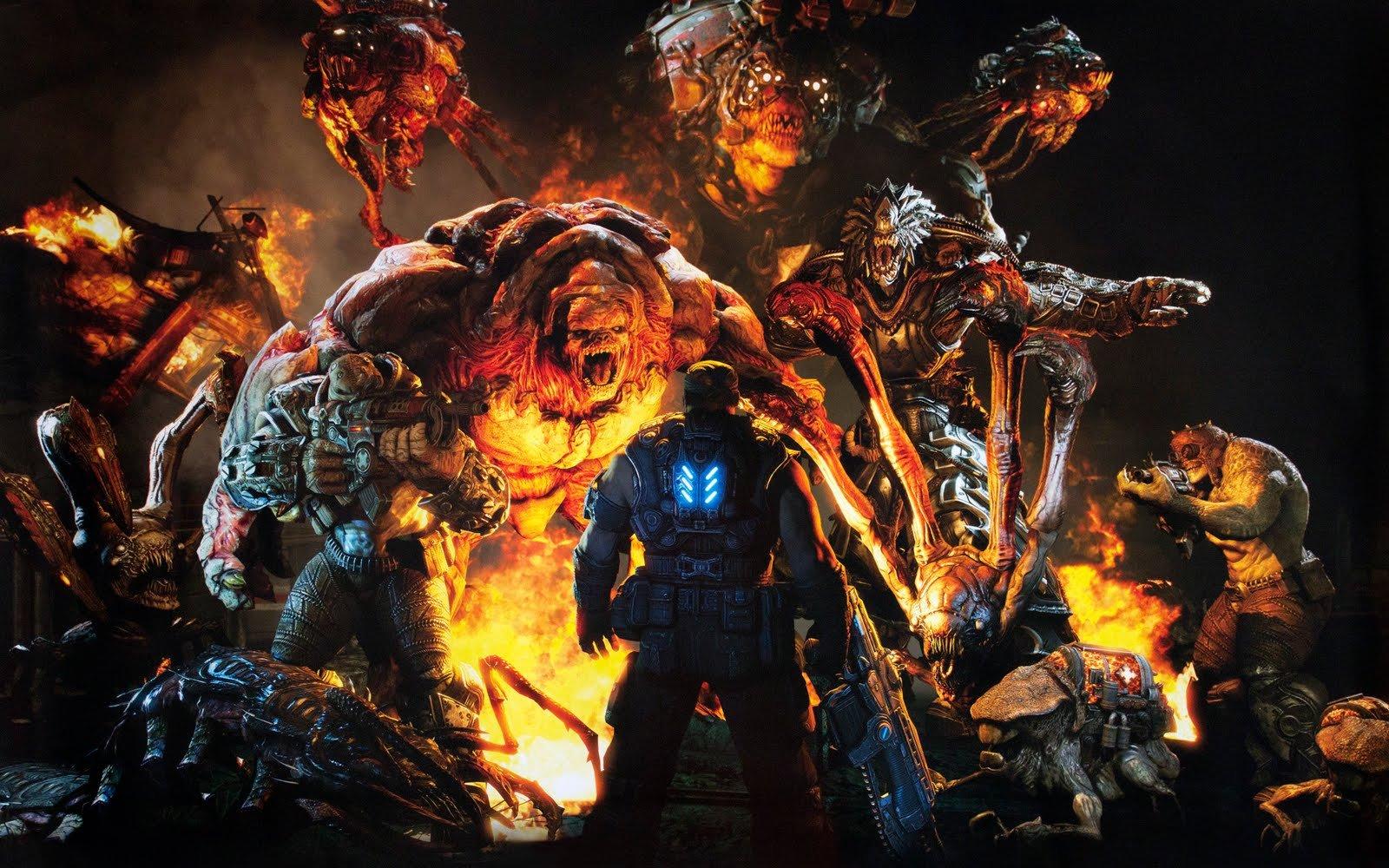 Contacto con la beta de Gears of War 4 (Multiplayer)