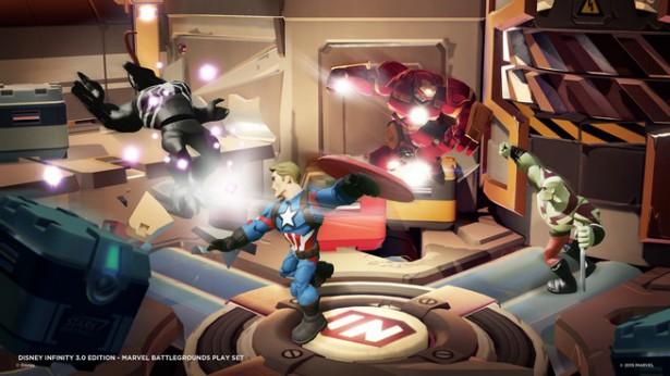 Conocé Marvel Battlegrounds