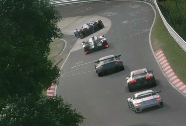 Gran Turismo Sport es la nueva entrega de la saga