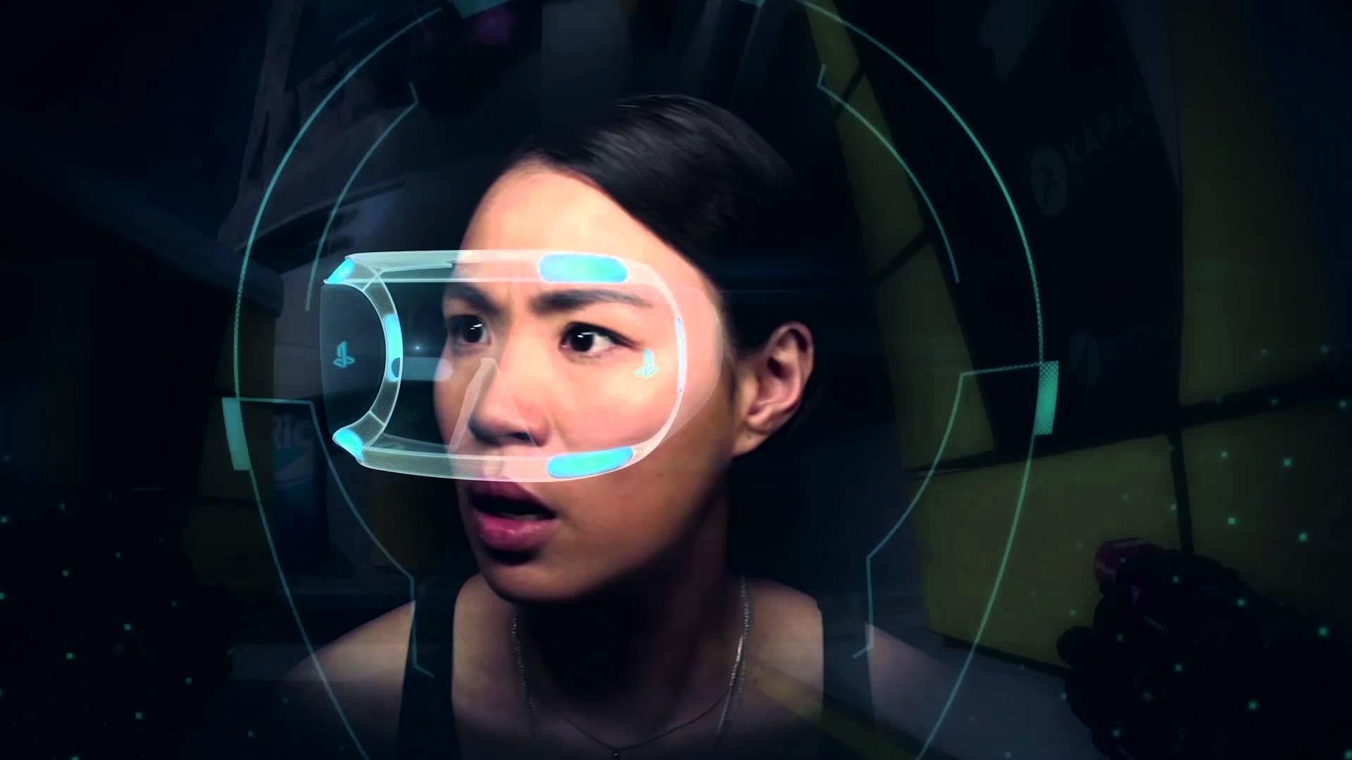 Las sensaciones de PlayStation VR