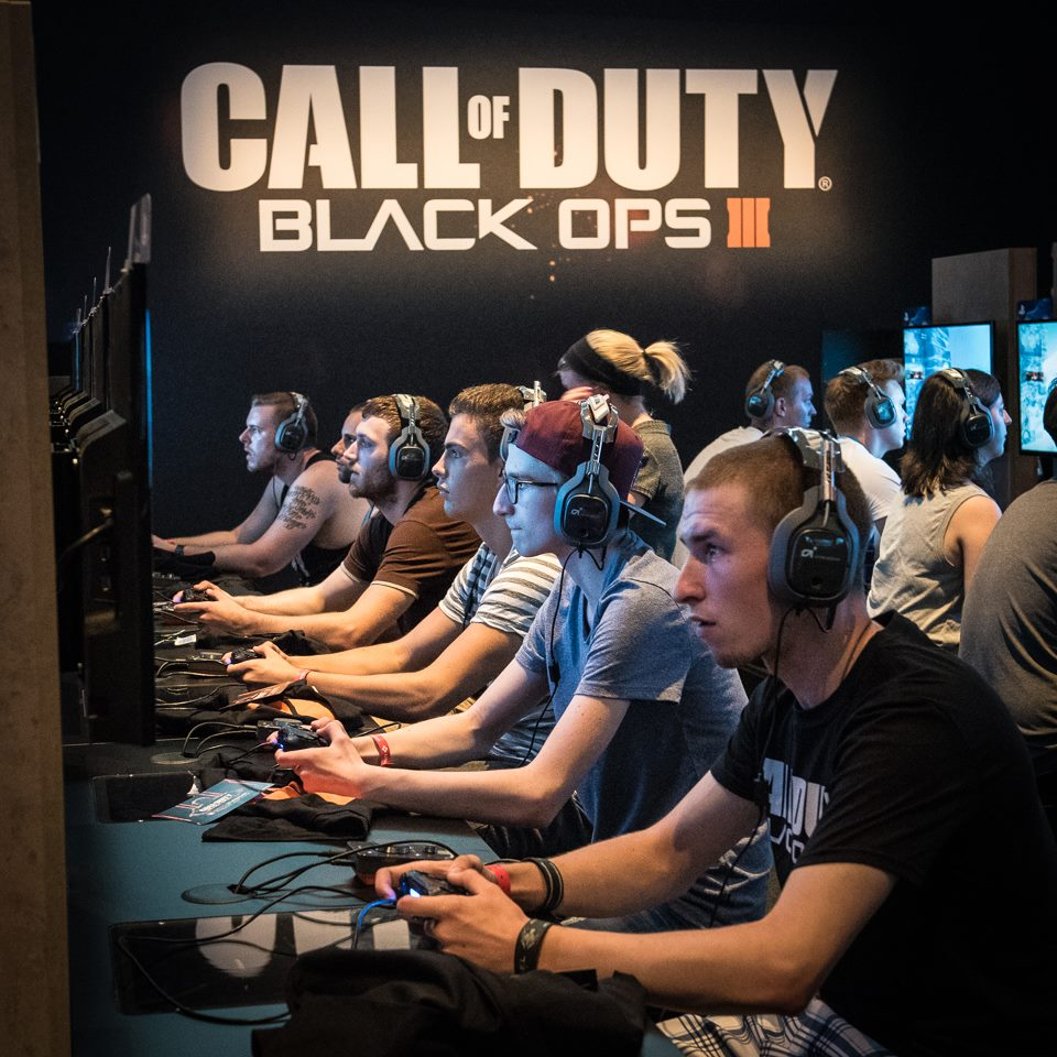Excelente Top 5 de Call of Duty World League