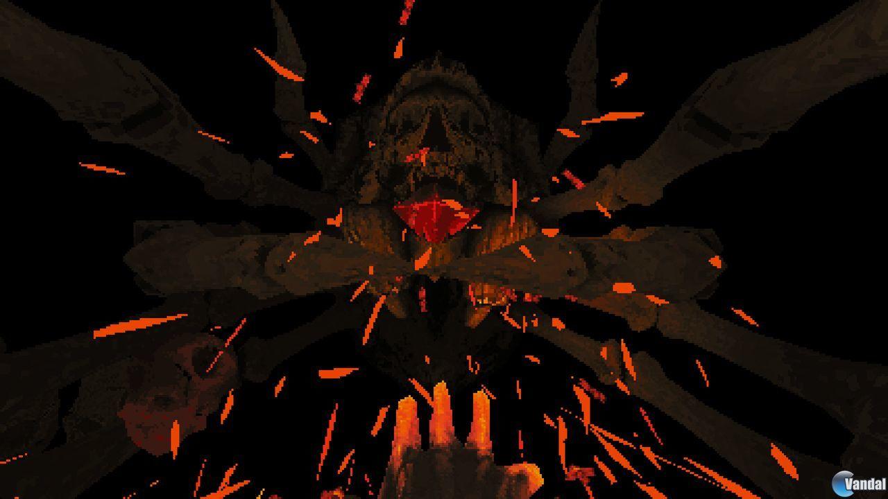 5 minutos de Devil Daggers