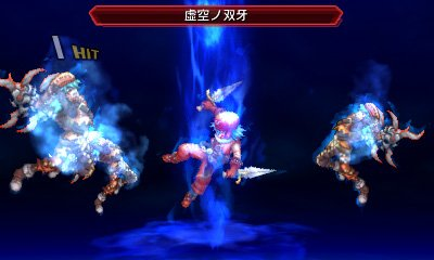 Project X Zone 2 llega a 3Ds
