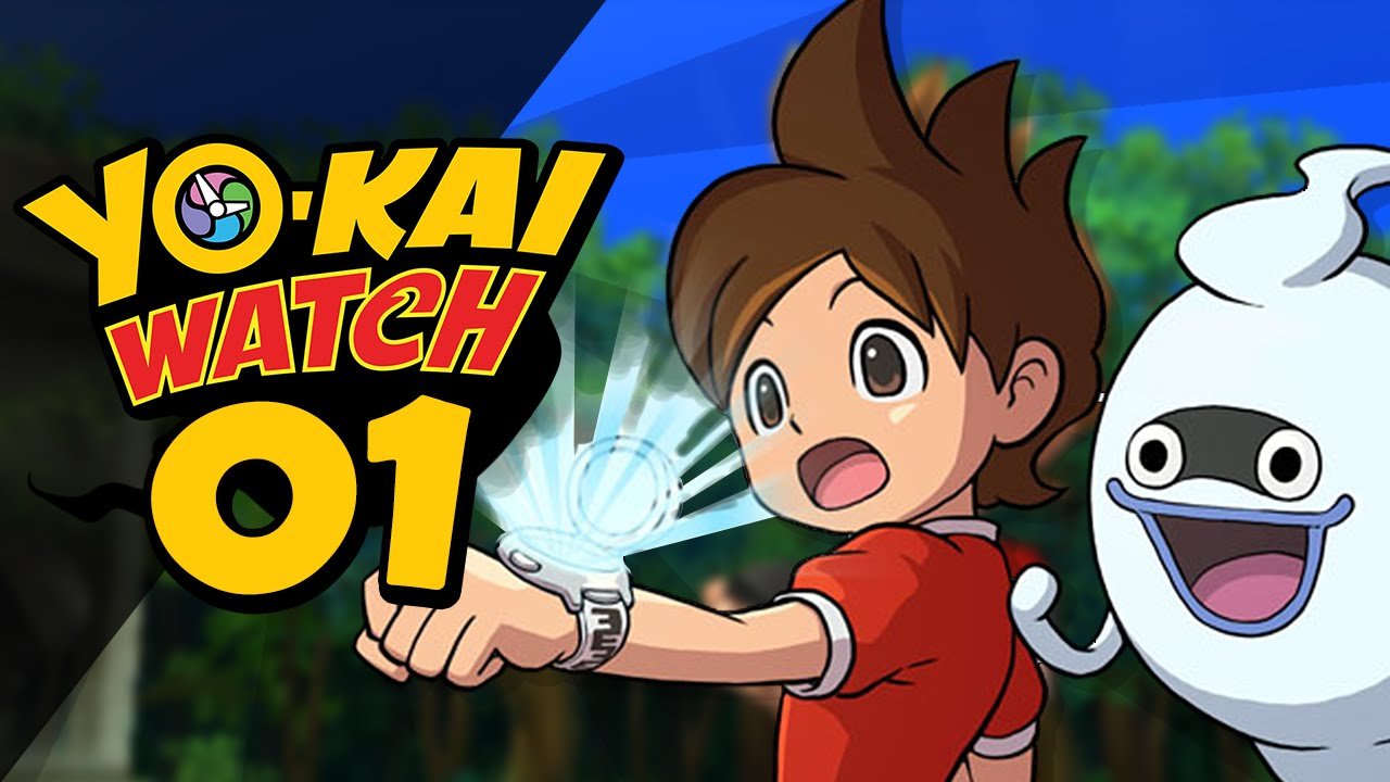 Yo-Kai Watch el sucesor de Pokemon