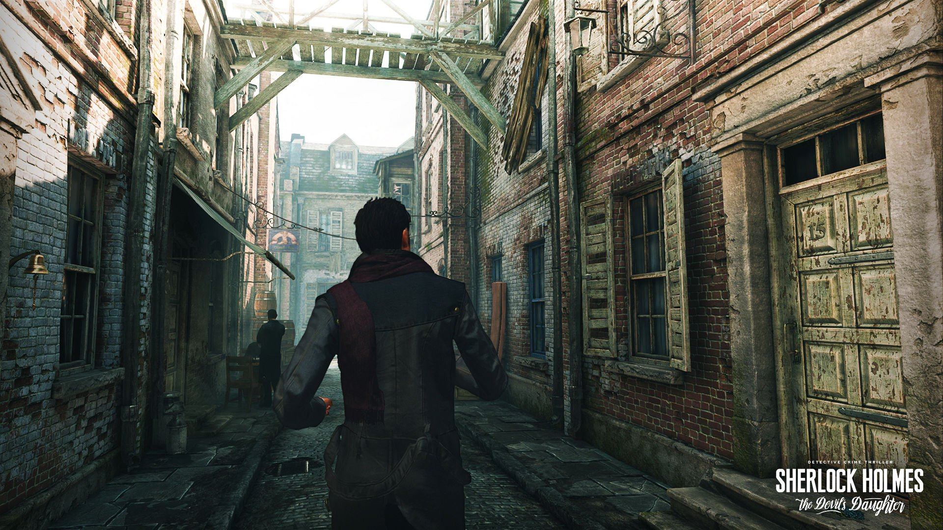Gameplay Sherlock Holmes: The Devil's Daughteary