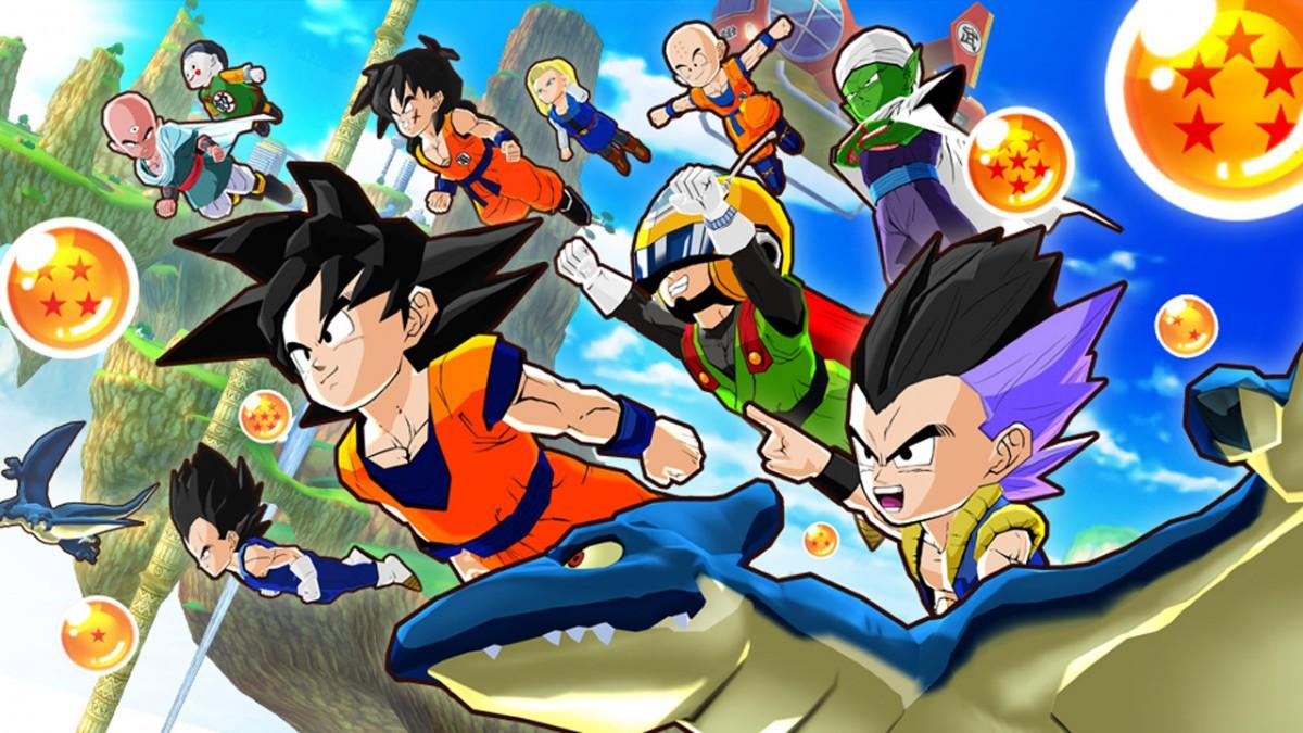 Nuevo contacto con Dragon Ball Fusions