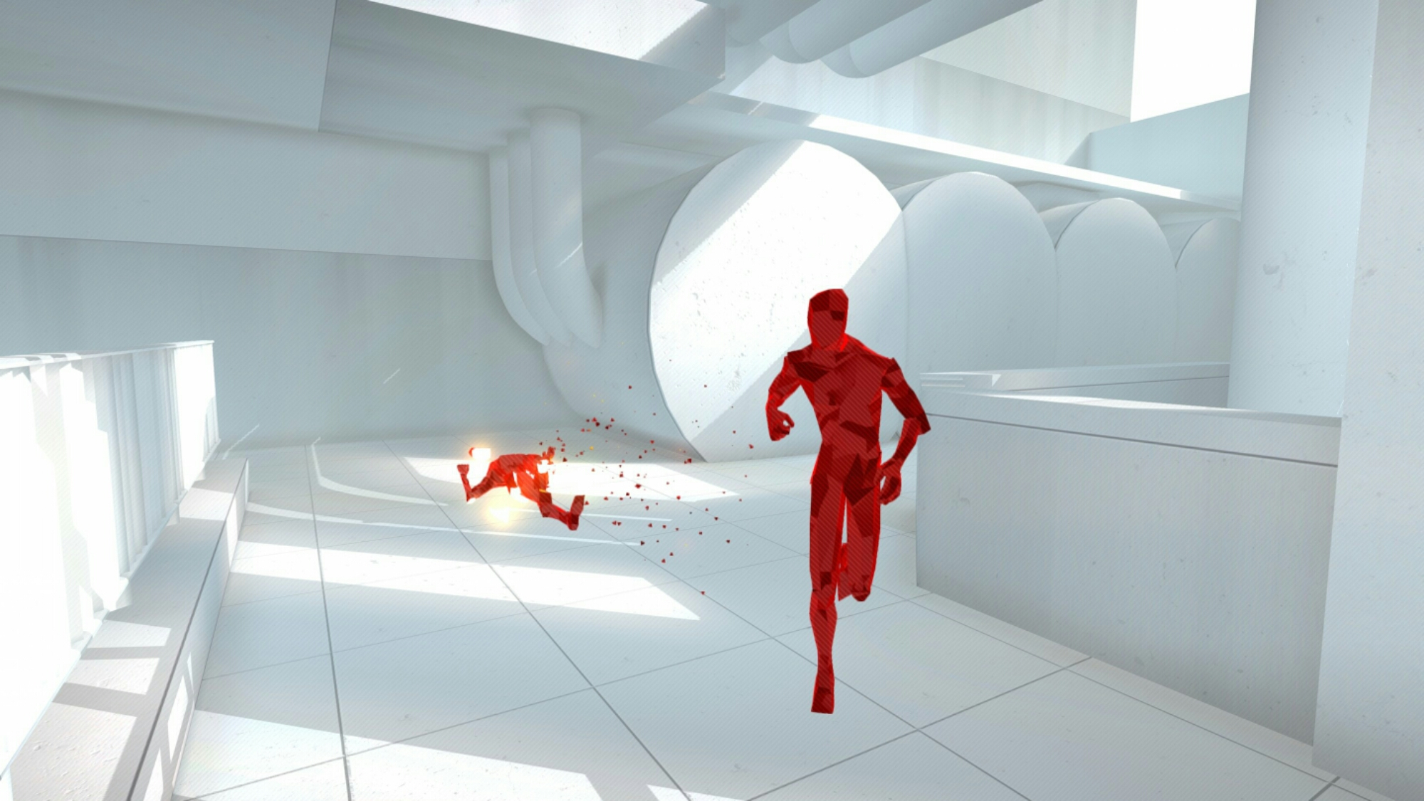 Superhot – VR llega a Oculus Rift