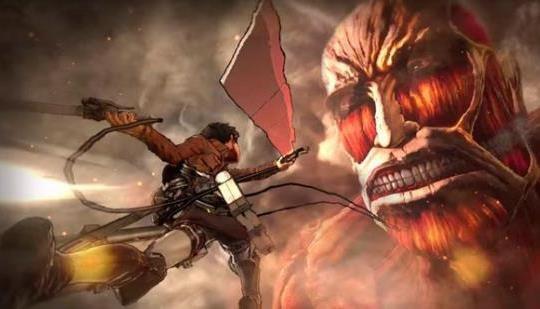 6 Minutos de Attack on Titan