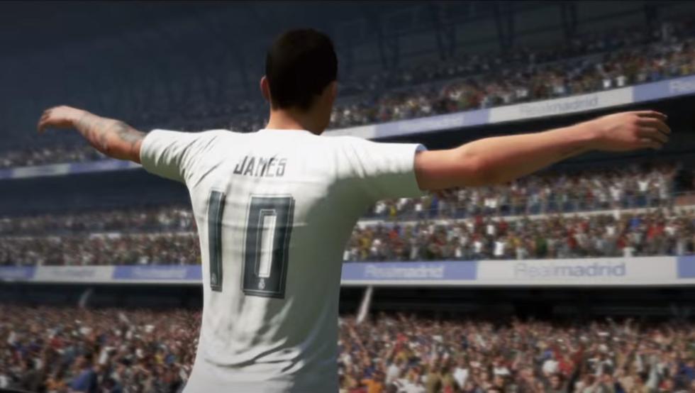 #FIFA17 ¡así son los tiros libres y penales! #video