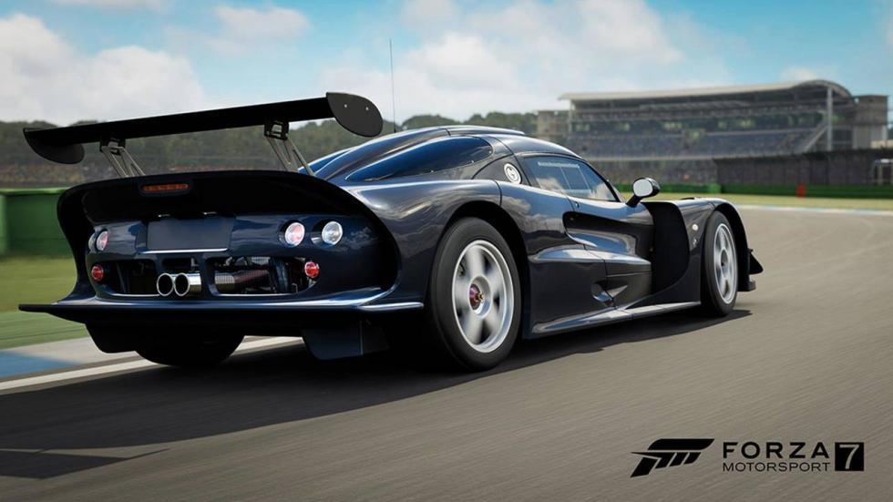 Microsoft lanza Forza Racing Championship 2018