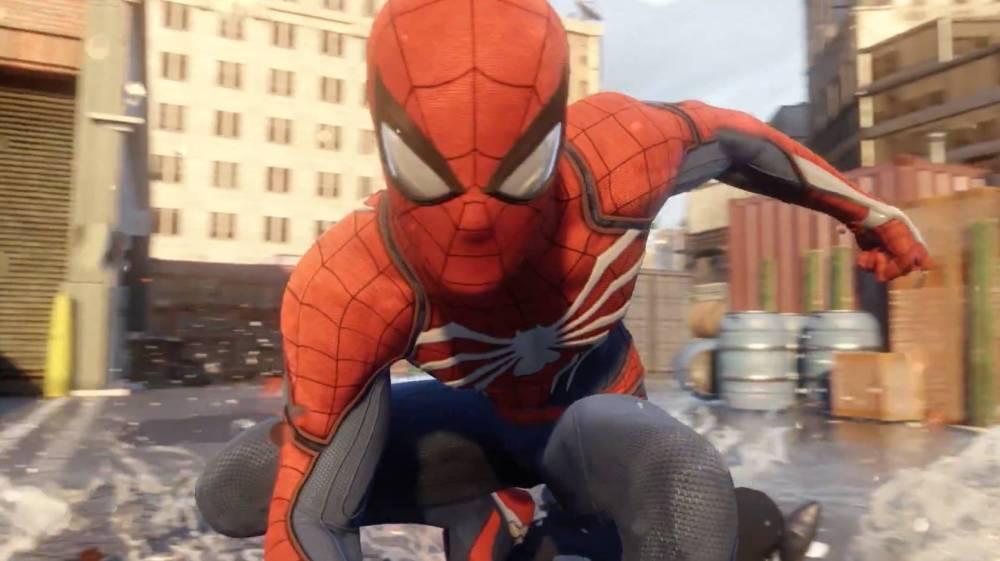 Spider-Man para Play 4 te muestra su historia