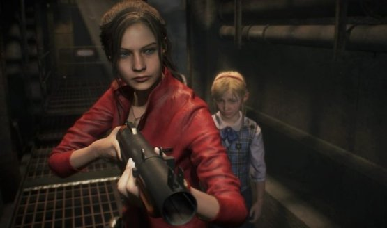 Resident Evil 2 la rompe en el TGS