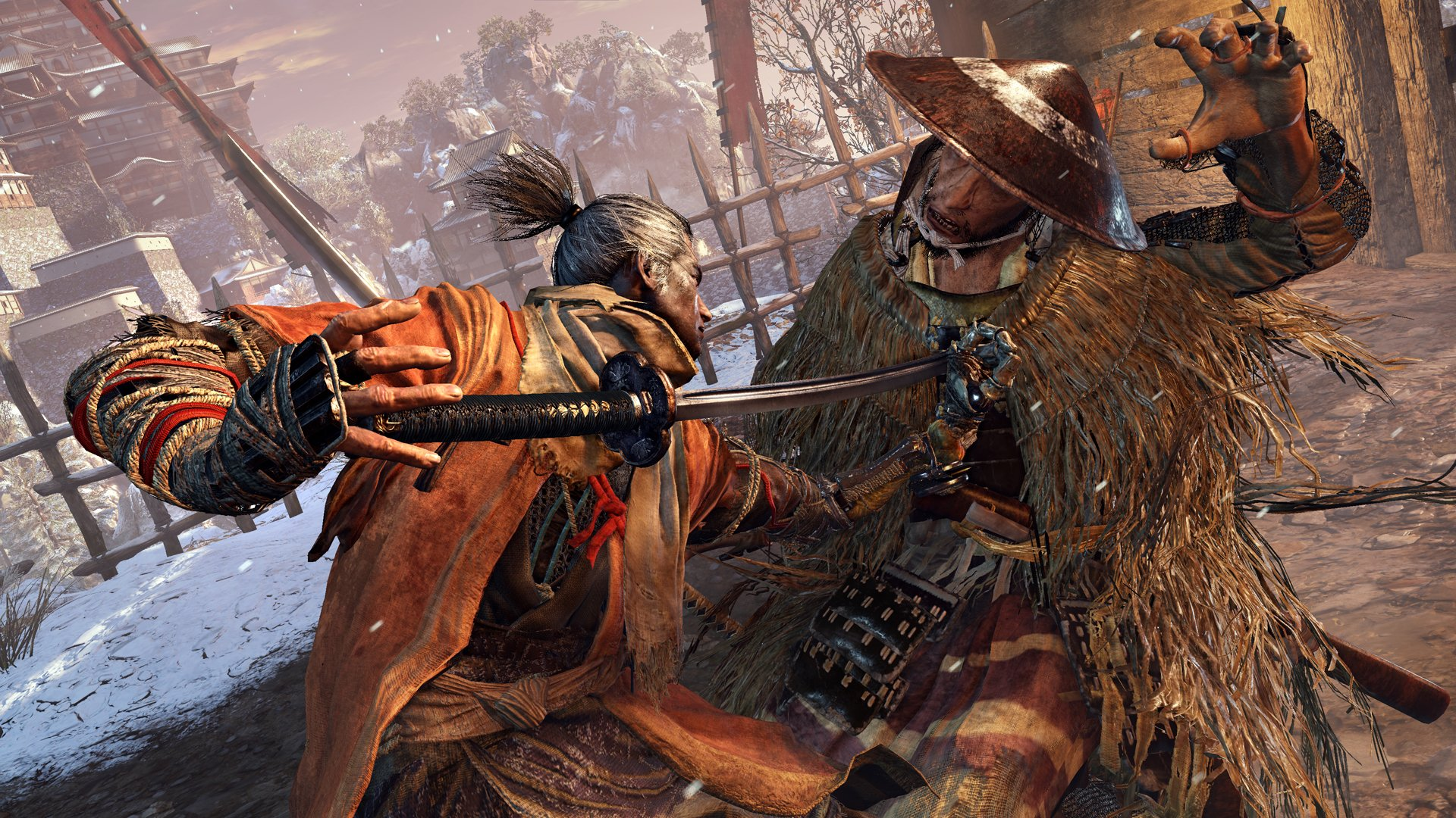 ¡10 minutos de Sekiro: Shadows Die Twice!