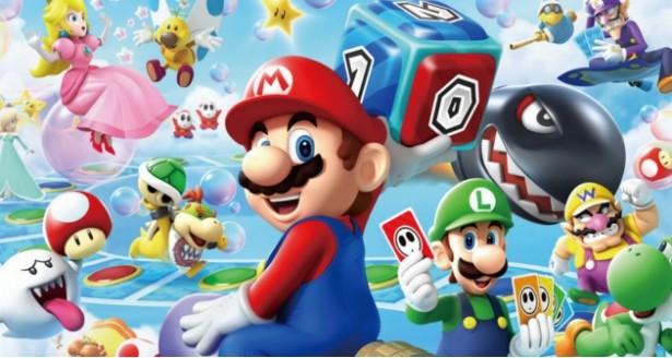 ¡A pura diversión! Super Mario Party para Switch
