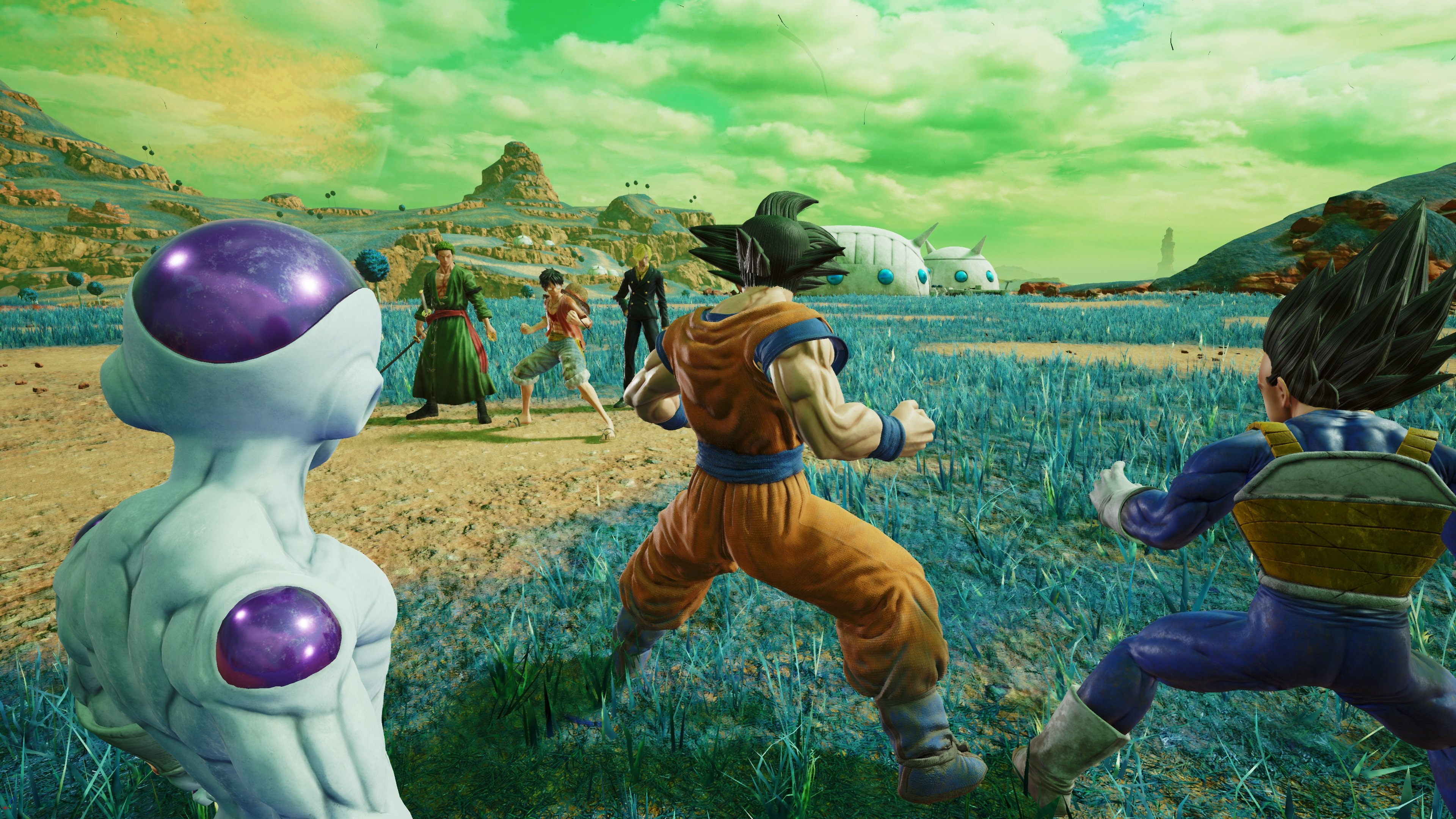 Jump Force – Creación de Avatar y tutoriales