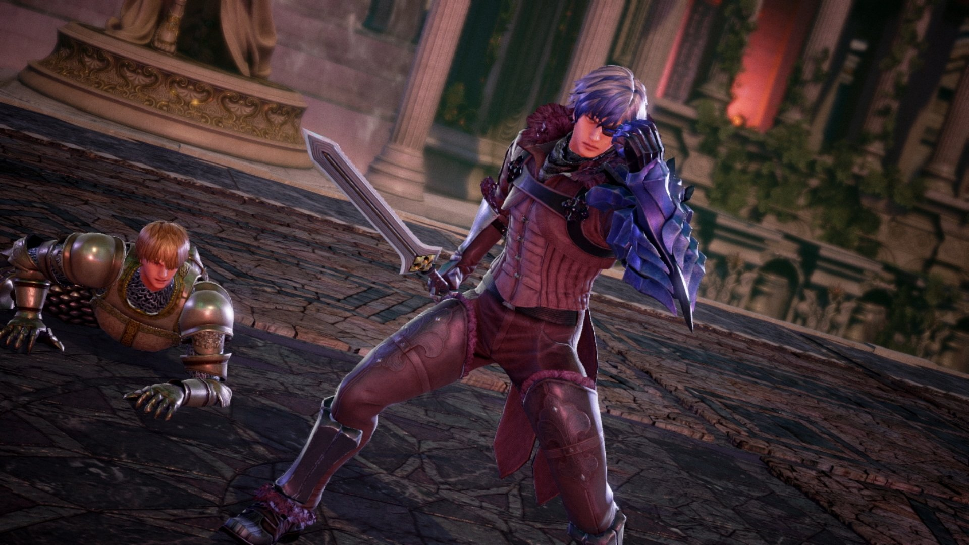 Espectacular gameplay de Soul Calibur VI