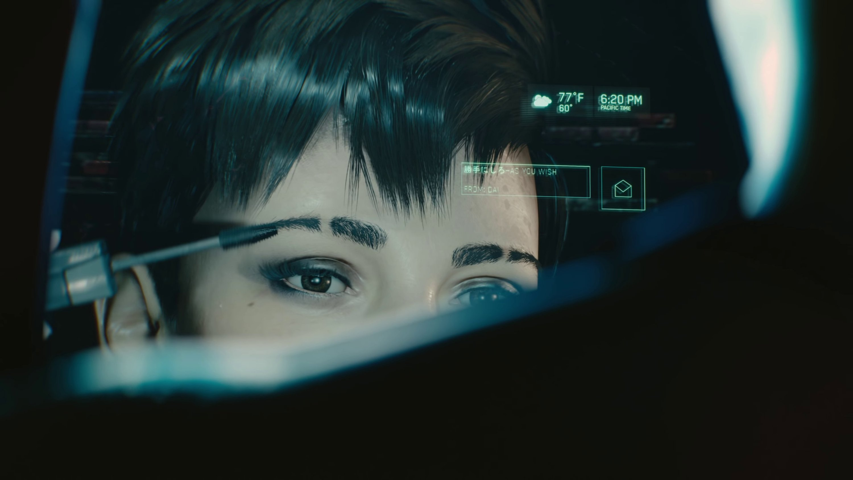 Creando Cyberpunk 2077