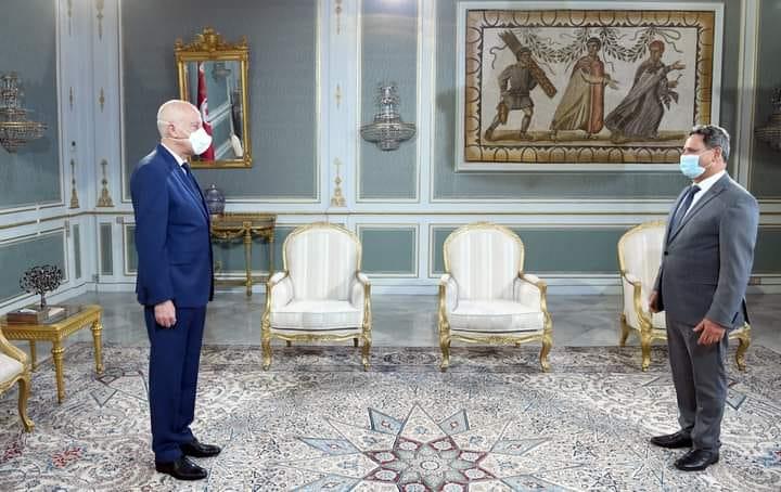 رئيس الجمهورية يستقبل رئيس النقابة الوطنية للصحفيين التونسيين