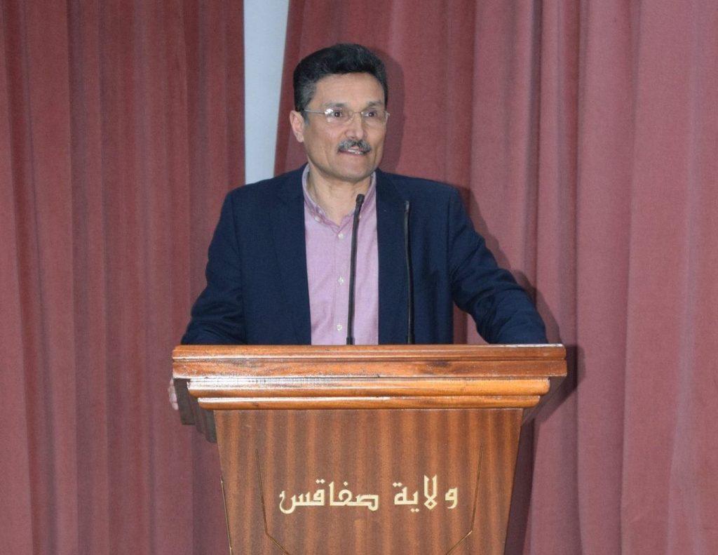 محمود دمق - صفاقس