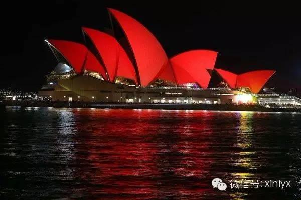 爽呆!貌似全澳洲都在向华人拜年!为了这个春节,澳洲确实尽力了