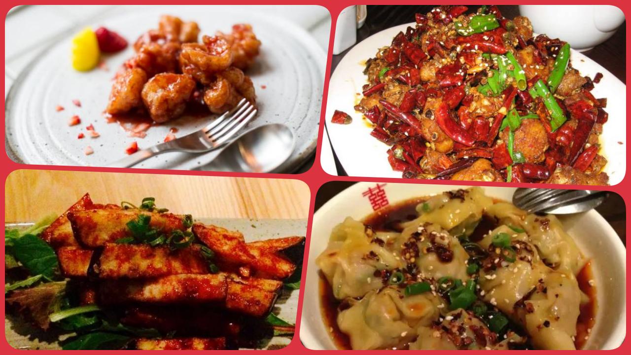 吃腻西餐了吗?一起来看看超美味的中餐厅大汇总吧!