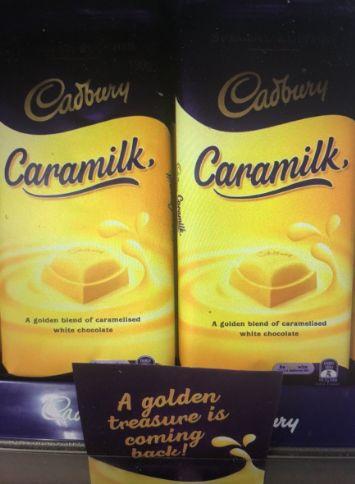 $5的吉百利新巧克力,超市還限購,ebay炒到$150-澳洲唐人街