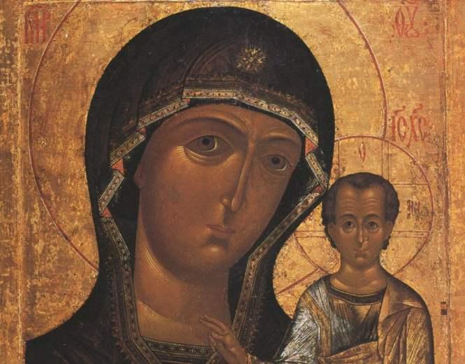 про Казанську ікону Богородиці