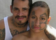 Mara Women Street Gang Central America