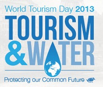 World Tourism Day 2013 logo
