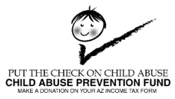 Put the Check on Child Abuse — Make a Donation on Your