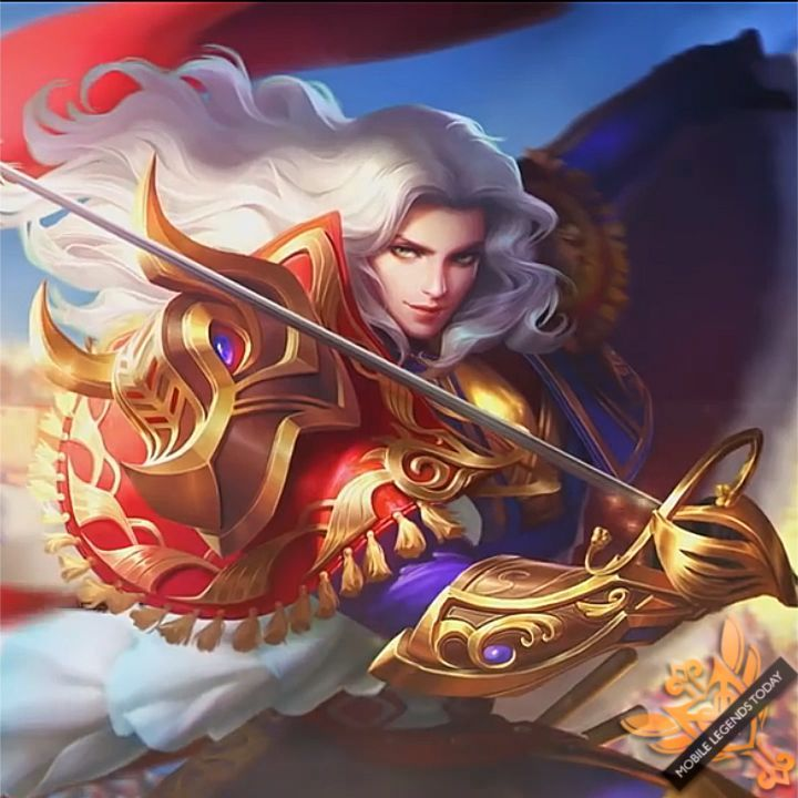 Update Skin Epic Lancelot Royal Matador di Mobile Legends