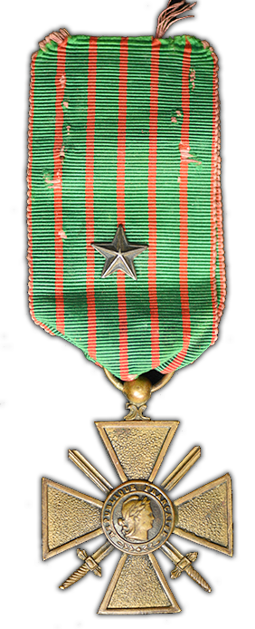 of medals and military decorations such as the us congressional medal of honor the french croix de guerre cross of war and the victoria cross the - Military Decorations