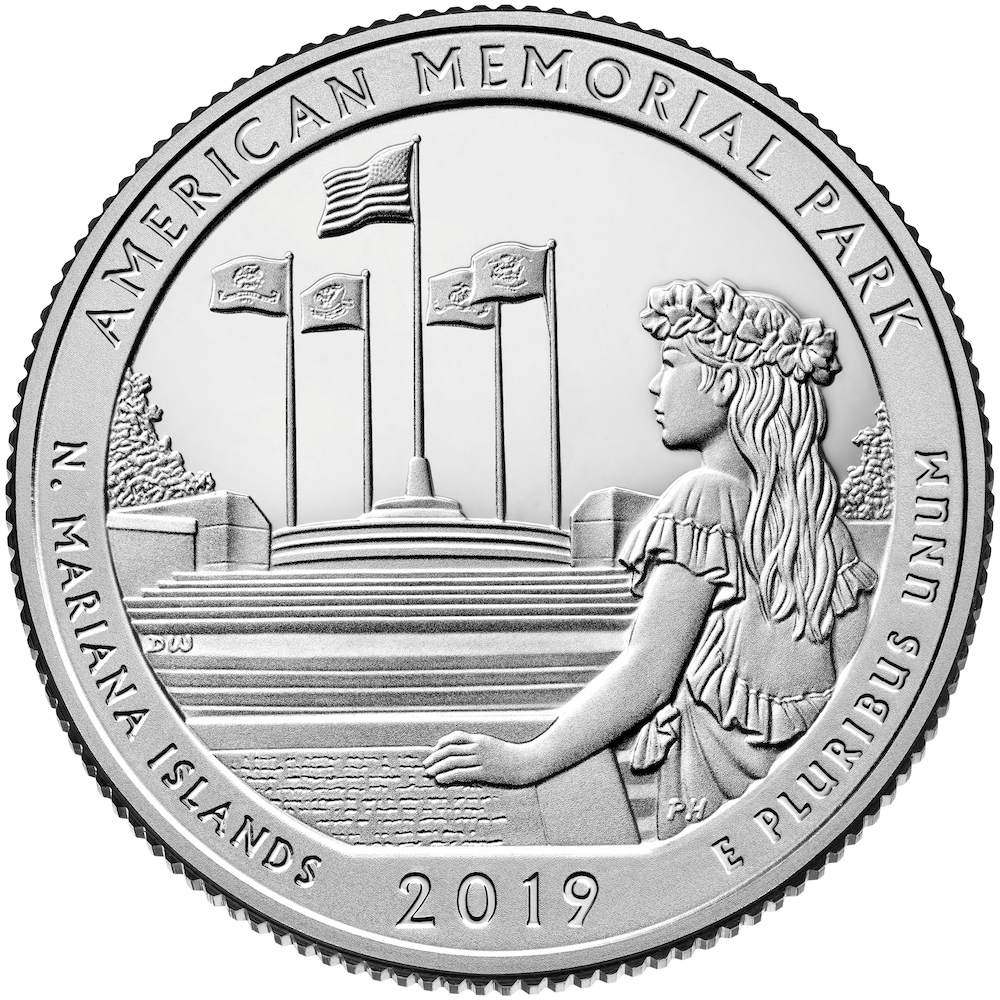 United States Mint Launches 47th America The Beautiful