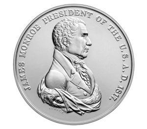 James Monroe Silver Medal