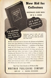 1947 Red Book Advertisement