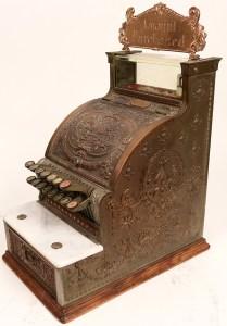 1911 National Cash Register, candy store model