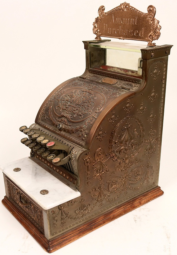 1911 National Cash Register, candy store model