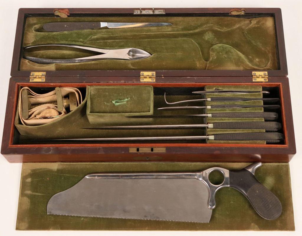 Military amputation kit