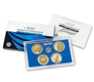 American Innovation 2020 $1 Coin Proof Set