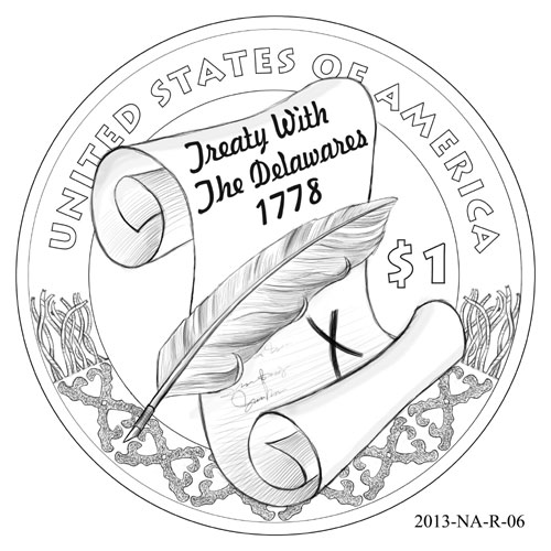 CCAC Reviews 2013 Native American Dollar Design Candidates